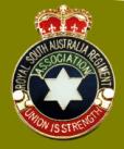 RSARA logo (badge - 3 cm)