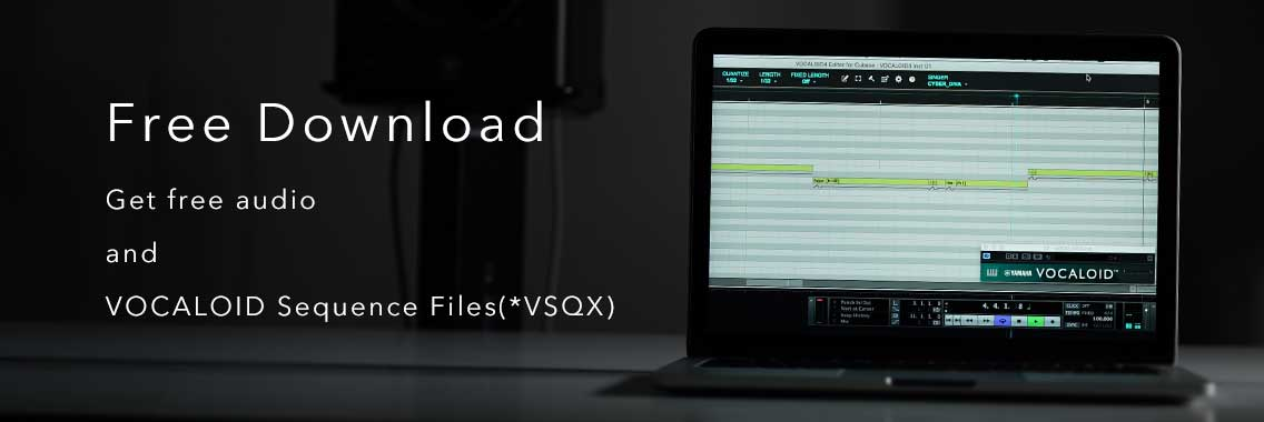Free Download VOCALOID Sample Vocal Files for Your Music Production