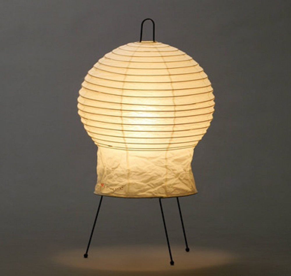 Floor Table Lamps Details About Isamu Noguchi Akari Lantern 2n Floor Table Lamps Handcraft Authentic