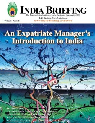 India Briefing Magazine An Expatriate Manager\u0027s Introduction to