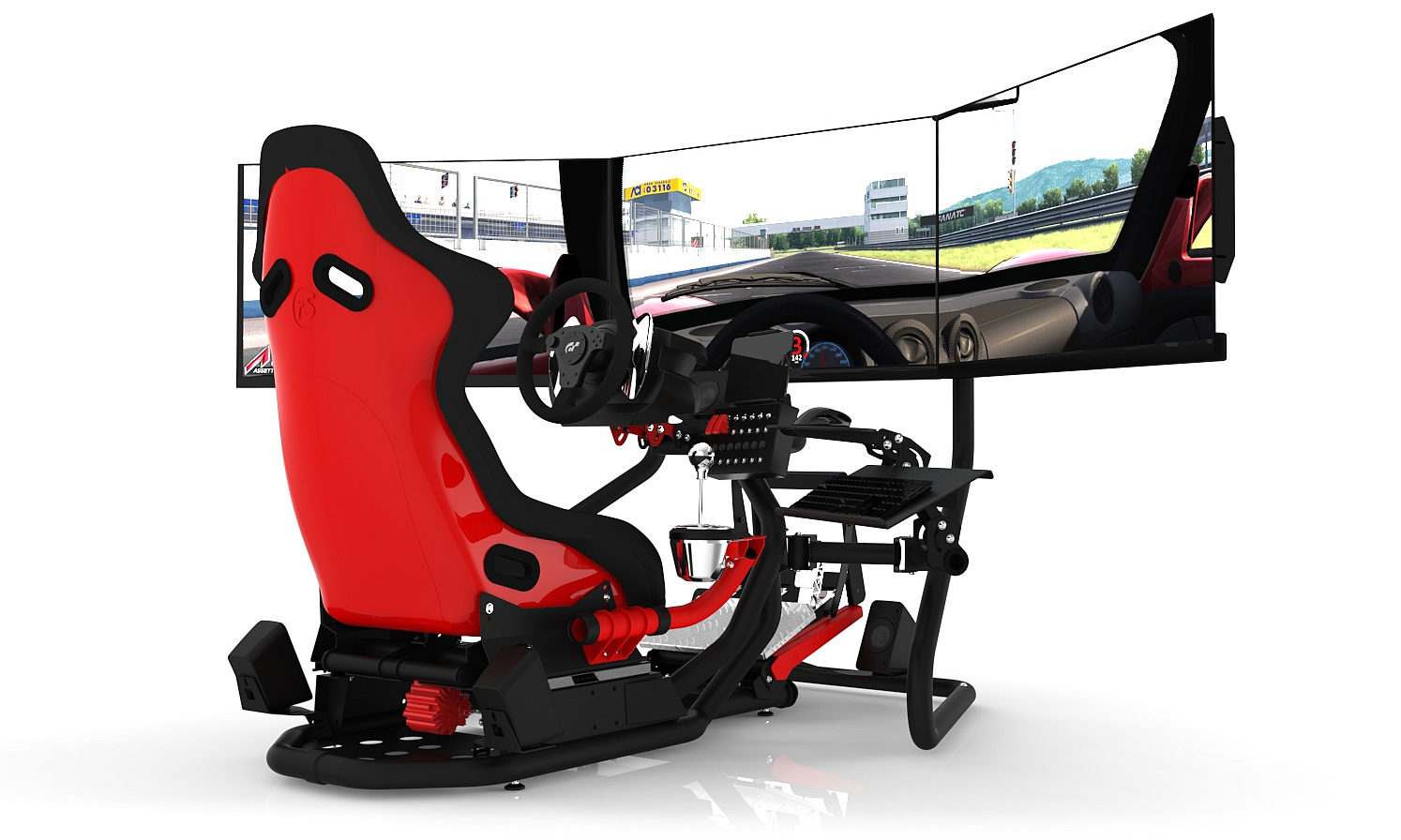 Tv Stand On Wheels Australia Rs1 Assetto Corsa Special Edition