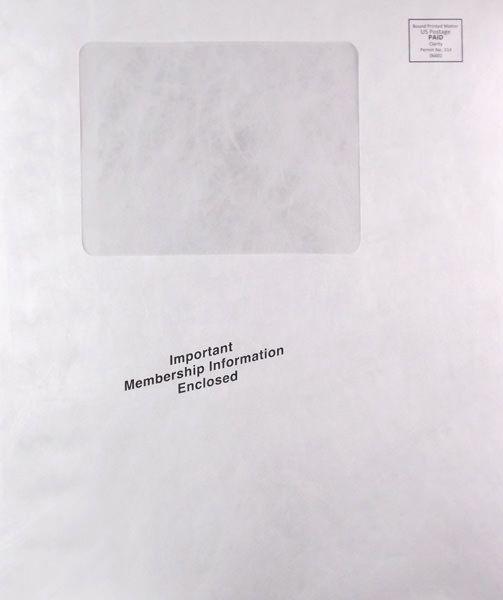Response Solutions, Inc  Booklet Envelopes