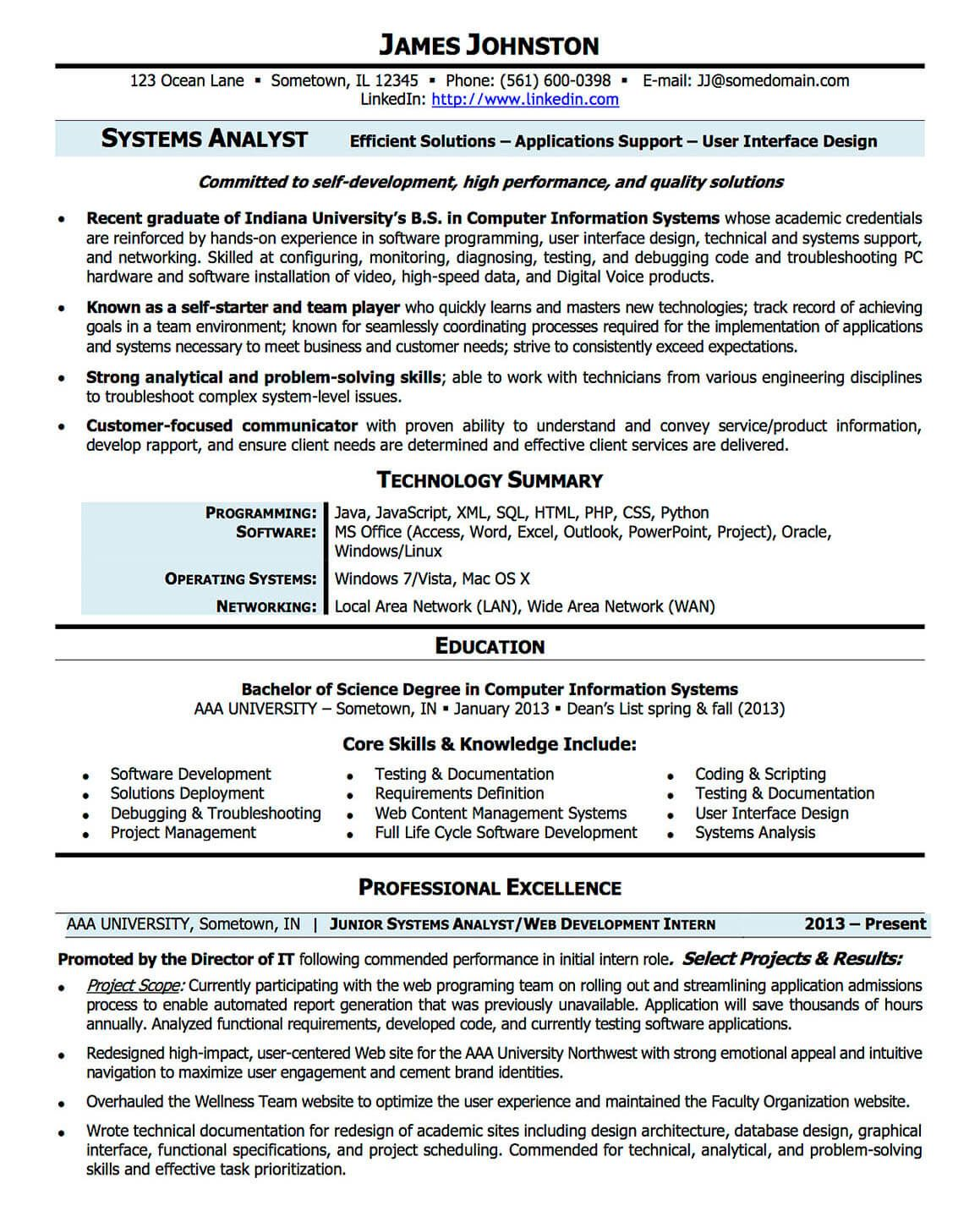 Resume Examples Cv Sample Templates Rso Resumes