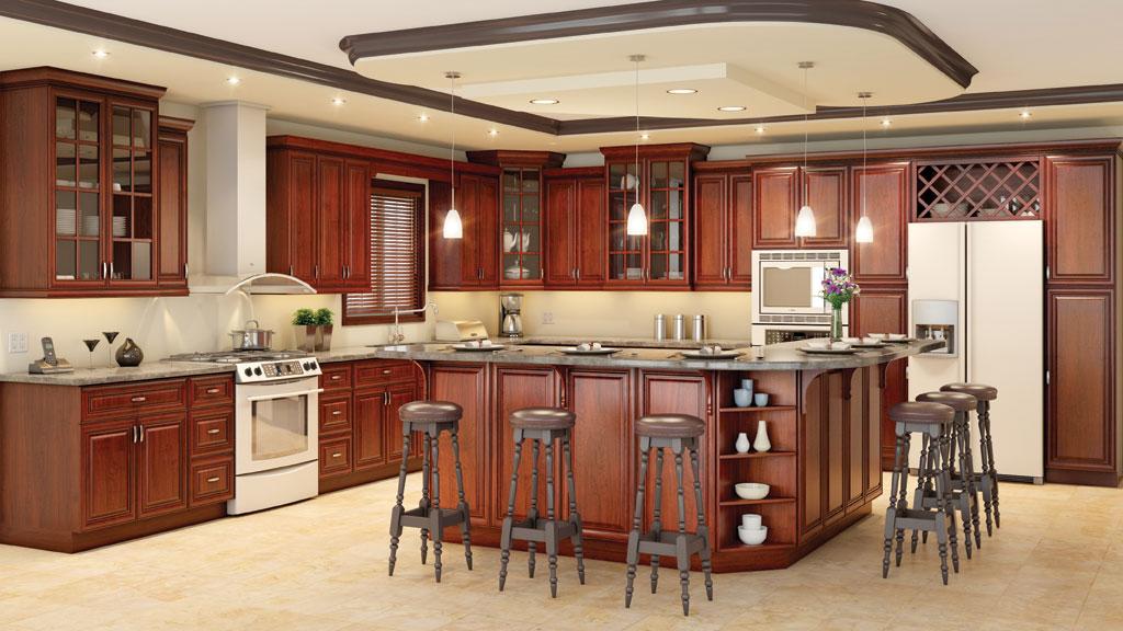 All wood rta kitchen cabinets birch ply forevermark sienna