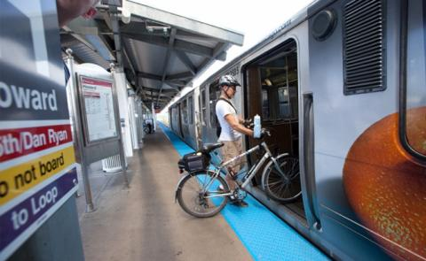 Bikes On Transit Regional Transit Authority