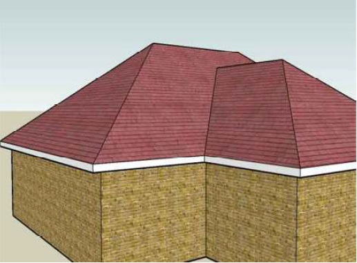 Homeowners insurance what is the difference between a for Hip or gable roof