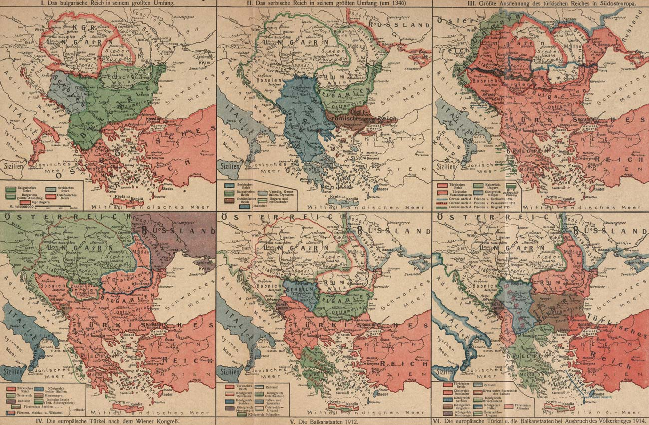 Ottoman Russian War The Prolonged War Violence The Reshaping Of Europe 1918 1923