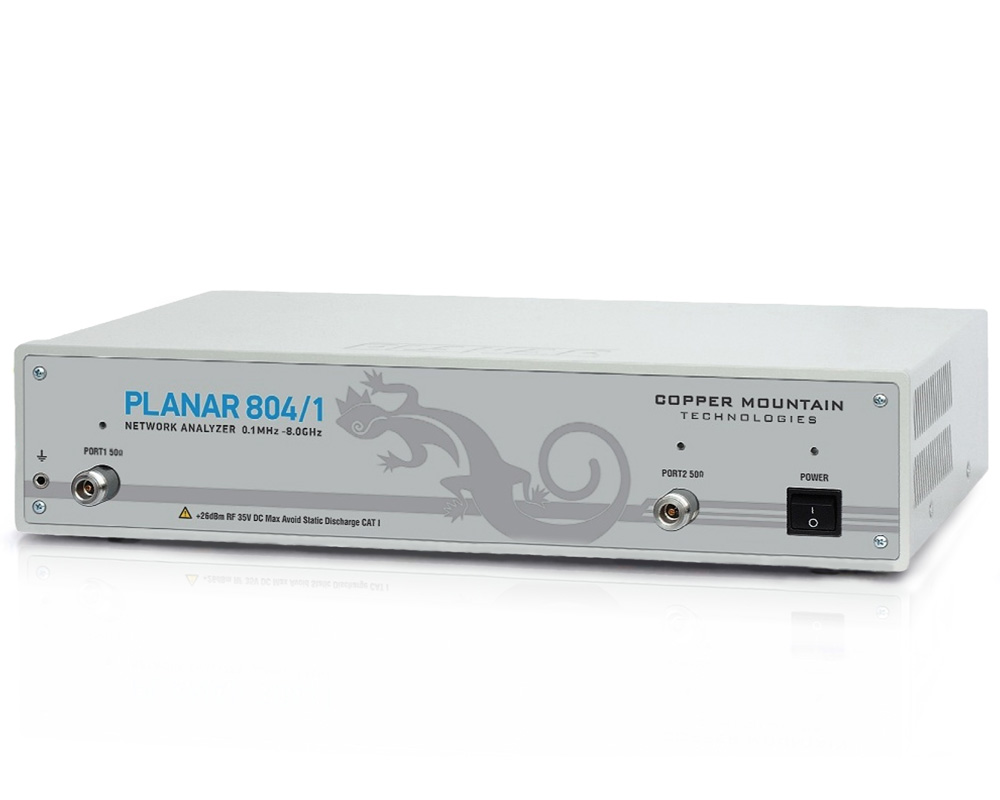 Network Analyzer Planar 804 1 Vector Network Analyzer 100khz 8 0ghz R Telecom Ltd