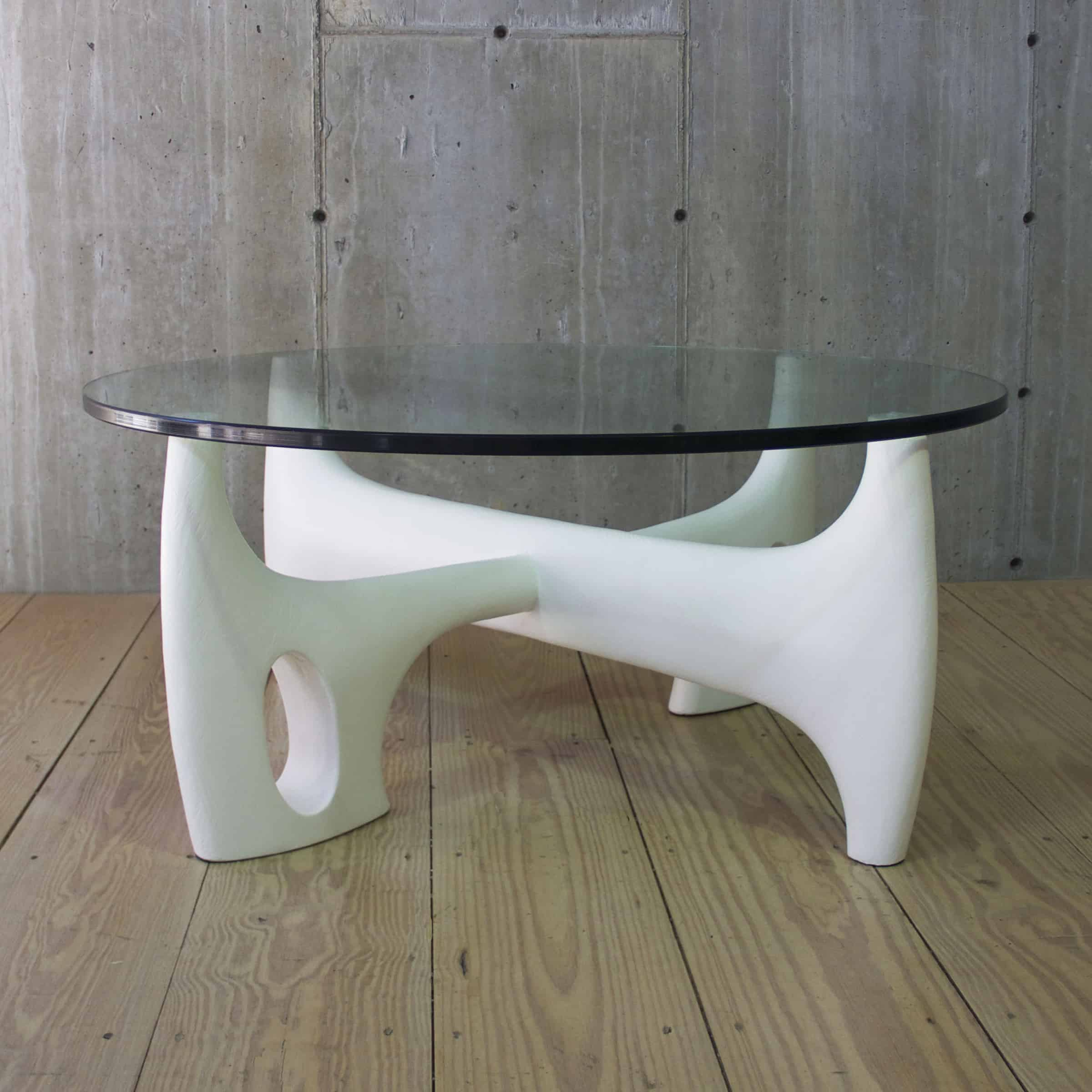 Sculptural Coffee Tables Round Sculpteur Coffee Table Base Rt Facts