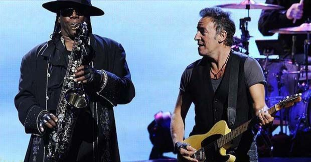 Clarence Clemons: addio al sassofonista di Springsteen