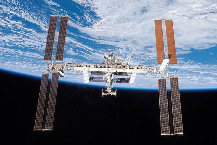 Международная космическая станция. Фото: NASA