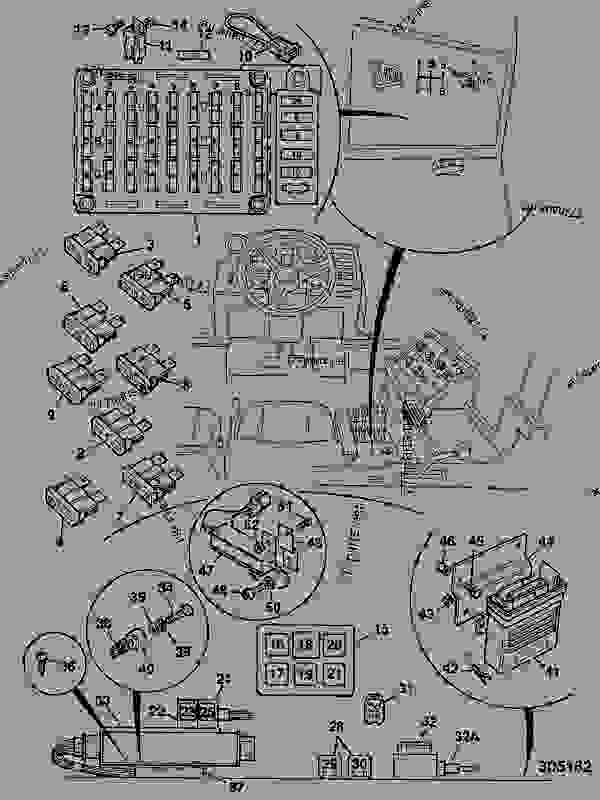 Jcb Fuse Box Diagram Wiring Diagram Library