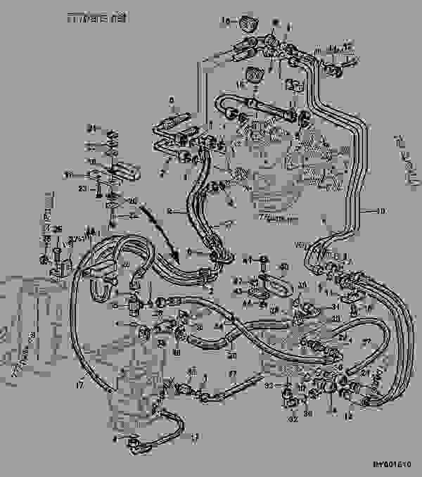 john deere 6420 wiring diagram