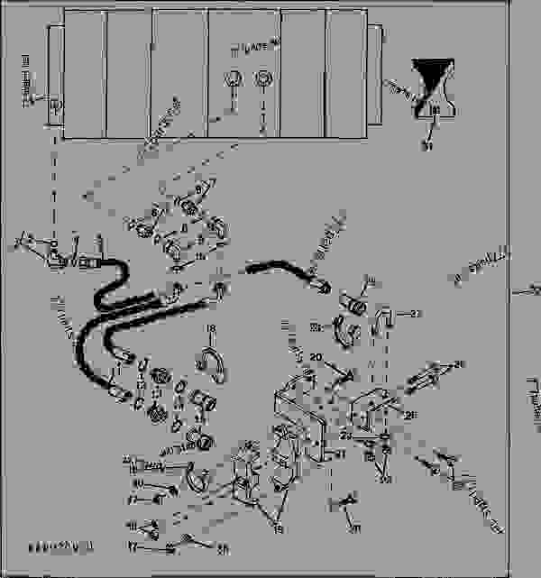 1975 wiring diagram ih travel all