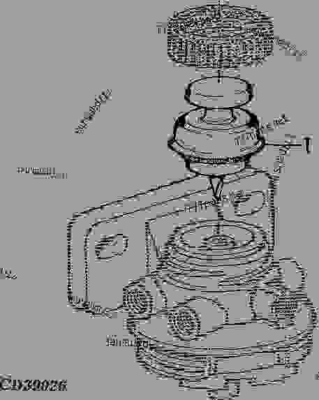 fuel filter primer pump