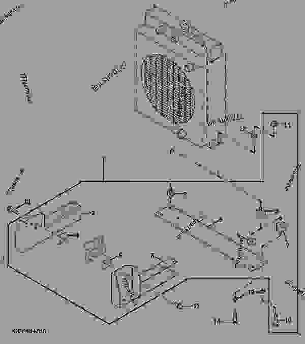 hino jo8e engine diagram