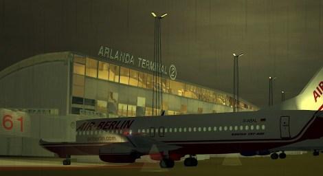 Аэропорт «Арланда»