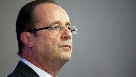 Президент Франции Франсуа Жерар Жорж Олланд (Francois Gerard Georges Hollande)