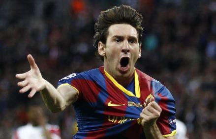Лео Месси забил в 2013 году 42 гола. Недостижимая величина для многих нападающих, но всего лишь средние показатели для аргентинца.
