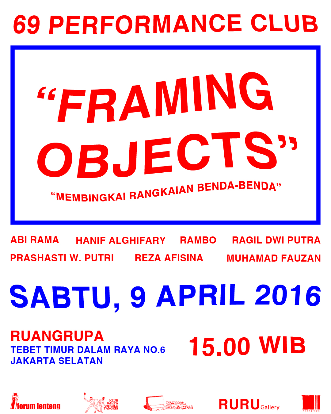 """FRAMING OBJECTS"""