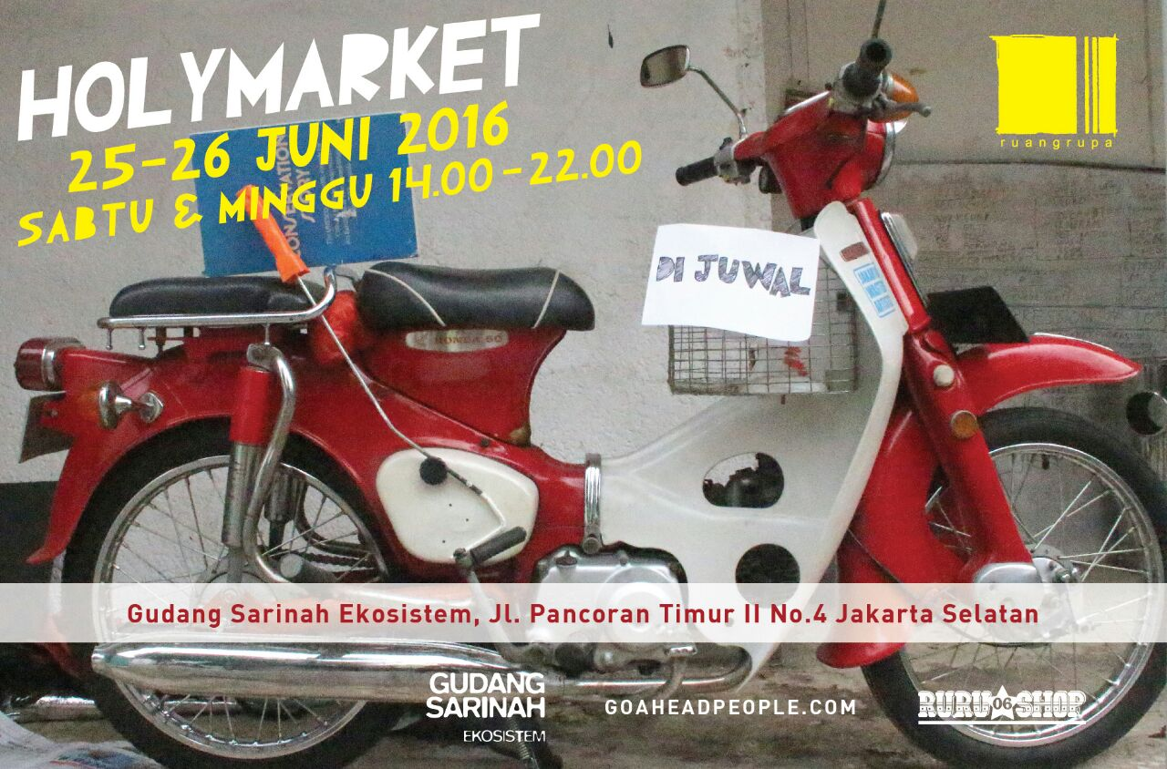 HOLYMARKET…is back!!!
