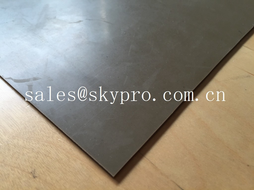 Epdm Rol Epdm Rubber Membrane For Roofing And Ponding Extra Width Up To 3 8m