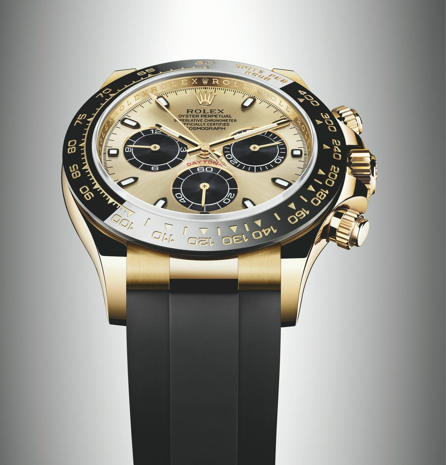 Rolex Rubber Rolex Introduces A Daytona On Oysterflex Rubber Strap Rubber B