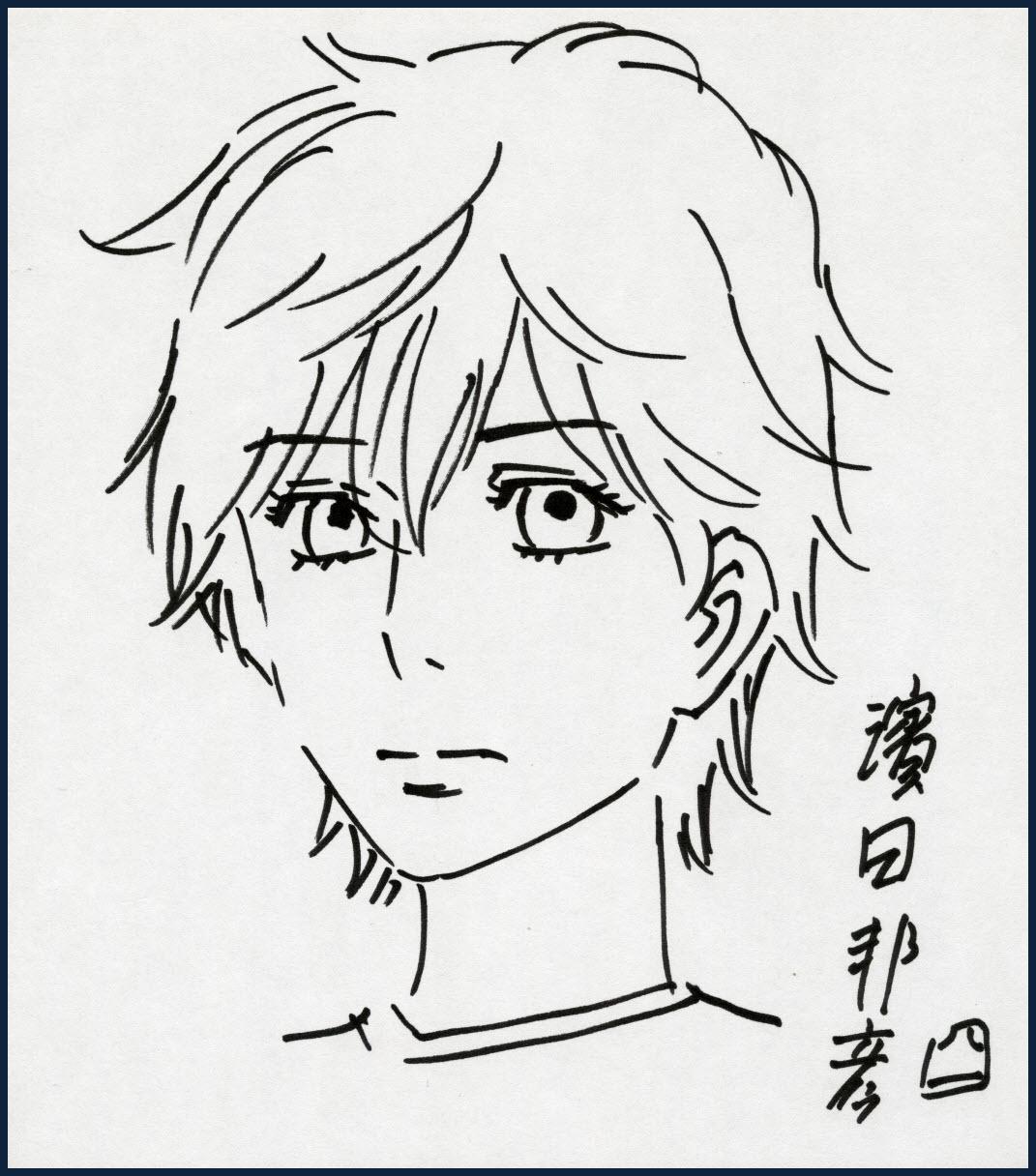 production nana sketches