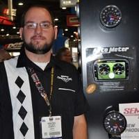SEMA: Auto Meter Products