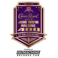 NSCS: Crown Royal 400 at the Brickyard Starting Lineup