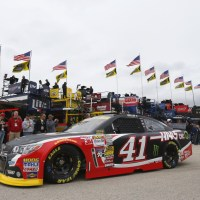 NSCS: Composed Kurt Busch Takes Blame For Not Advancing In Chase