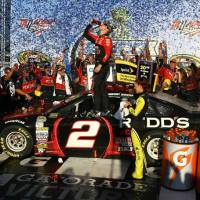 NSCS: Keselowski Scores With Hail Mary Attempt at Talladega