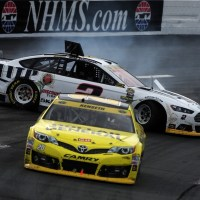 NSCS: No Love Lost Between Kenseth and Keselowski After Charlotte Scuffle