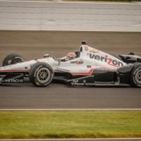 VICS: Will Power Leads Carb Day in Indianapolis