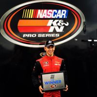 K&N: Kyle Benjamin on Pole for East-West Combo Race at Iowa
