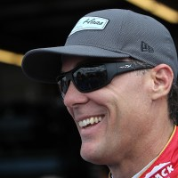 NSCS: Harvick Reminisces About Past Success at Chicagoland Speedway