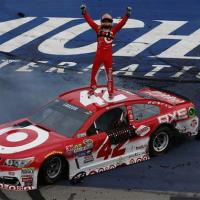 NSCS: First-Time Winners Sweep the Weekend; Kyle Larson Goes to Victory Lane at Michigan