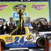 NCWTS: Grant Enfinger Scores First NCWTS win; Chase Cut to Six