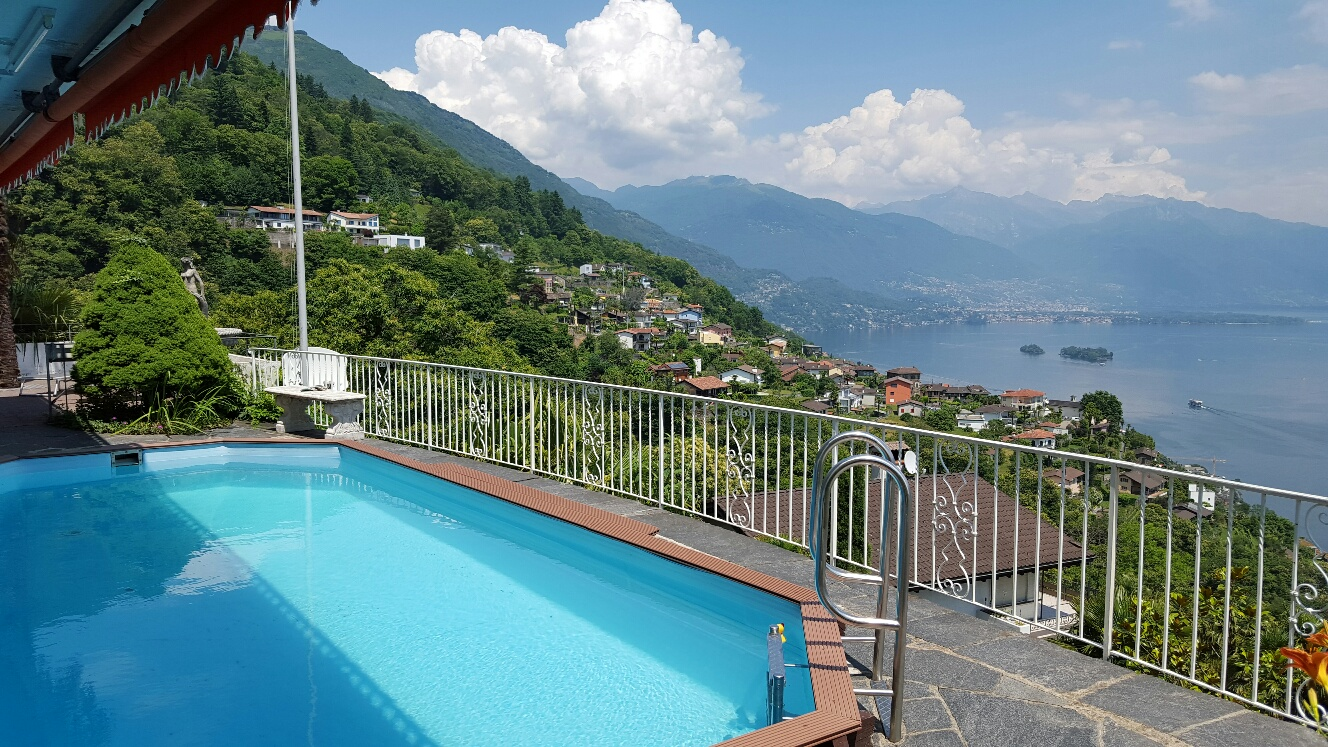 Ferienhaus Mit Pool Tessin Holiday Apartment Rubitech Ch