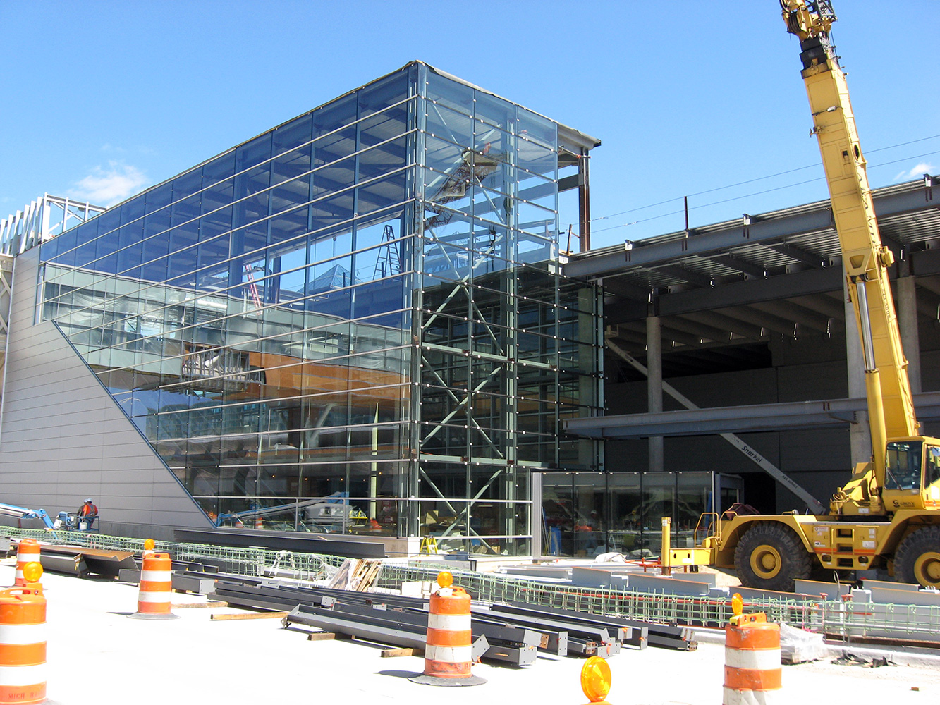 Construction Engineering Building And Steel Structural Engineering Capabilities Ruby Associates