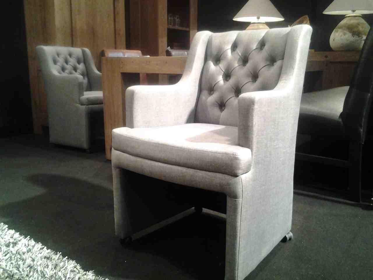 Eettafel stoelen grijs goedkoop landelijke meubelen