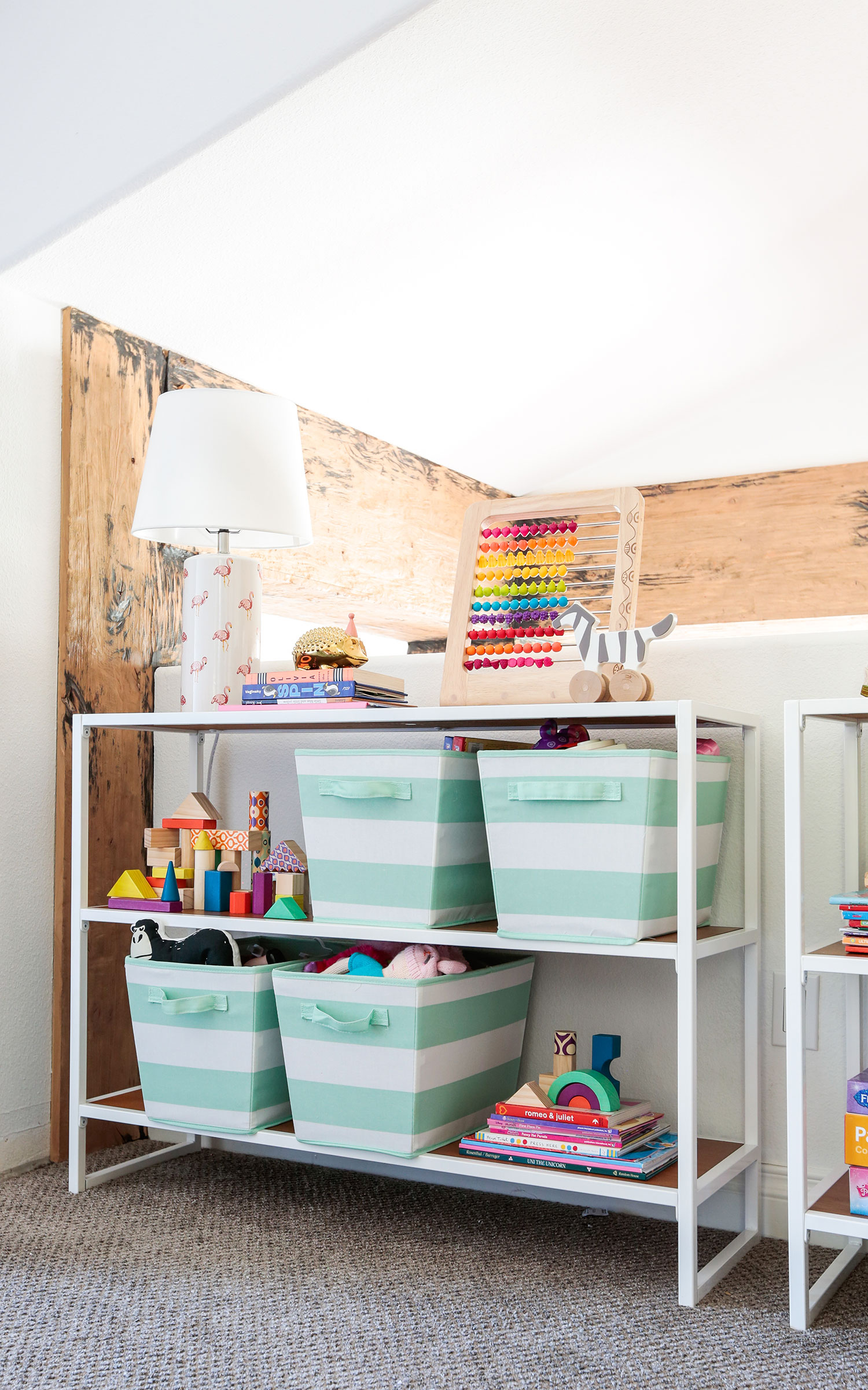 Emily Henderson Transforms A Playroom With The Pillowfort Kids Decor Collection From Target Rue