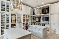 Custom Closets New Orleans - Custom Built Closets ...