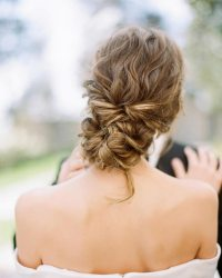 Wedding Updos For Long Hair | Fade Haircut