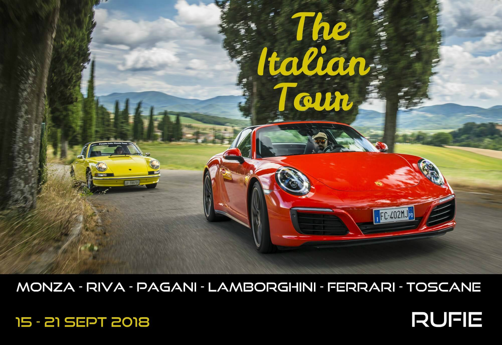 Zwembad Riva The Italian Tour English Rufie Events