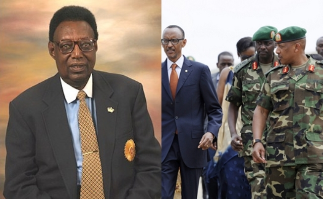 Ben Rutabana nawe aremeza ko Kagame azahora yibukwa nk'umuntu wanga abazima n'abapfuye!