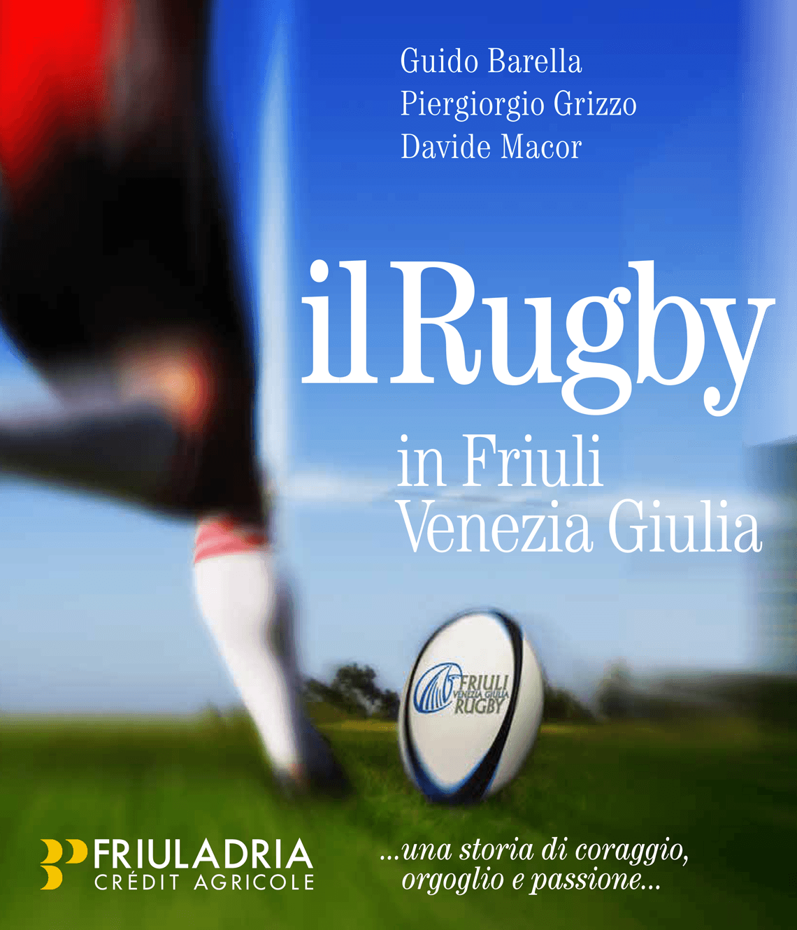Libro Rugby Il Libro Rugby Udine Union Fvg