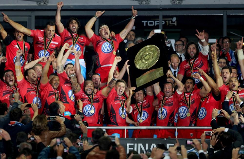 Toulon v Castres Olympique - Top 14 Final