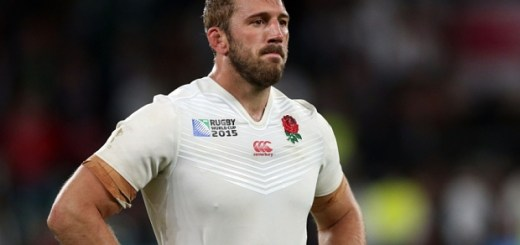 Mandatory Credit: Photo by Andrew Fosker/Seconds Left/REX Shutterstock (5176600an)  A devastated Chris Robshaw (Captain) of England at the final whistle after defeat - dejection -   Rugby World Cup 2015 - England v Wales - 26/09/2015 - Twickenham Stadium - London  Mandatory Credit : Andrew Fosker / Seconds Left  England v Wales, IRB Rugby World Cup, Rugby Union International Pool A, Twickenham, London, Britain - 26 Sep 2015