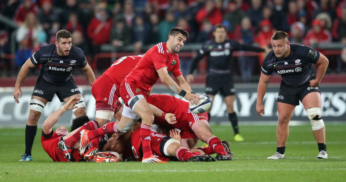 'Munster Haka' Pick Munster's Strongest Champions Cup Team ...